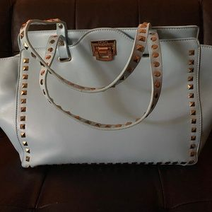 BCBG Studded Bag